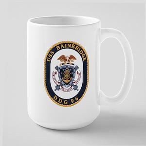 USS Bainbridge DDG 96 Large Mug