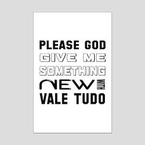 Please god give me something new Mini Poster Print