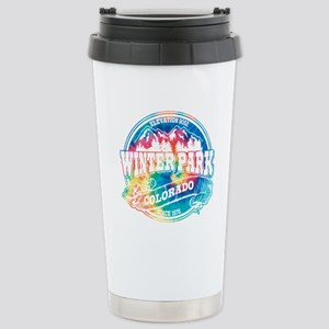 Winter Park Old Circle Stainless Steel Travel Mug