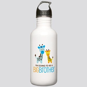 Giraffe going to be a Big Brother Stainless Water