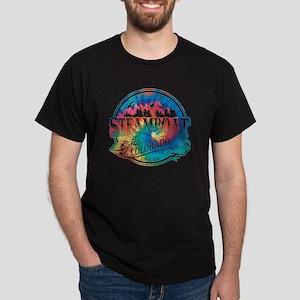 Steamboat Old Circle 3 Dark T-Shirt