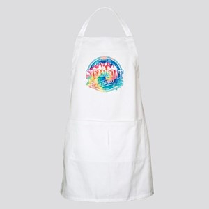 Steamboat Old Circle 3 Apron