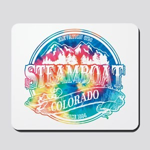 Steamboat Old Circle 3 Mousepad