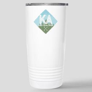 KAO Blue Mountain 16 oz Stainless Steel Travel Mug