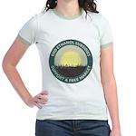 End Ethanol Subsidies Jr. Ringer T-Shirt