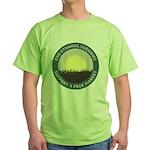 End Ethanol Subsidies Green T-Shirt