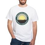 End Ethanol Subsidies White T-Shirt
