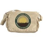End Ethanol Subsidies Messenger Bag