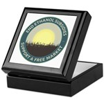 End Ethanol Subsidies Keepsake Box