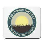 End Ethanol Subsidies Mousepad