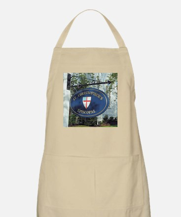 St Christopher's Episcopal BBQ Apron