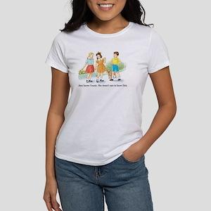 Jane knows Connie... Retro Sh Women's T-Shirt