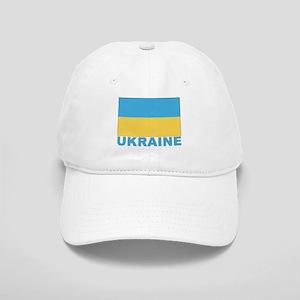 World Flag Ukraine Cap