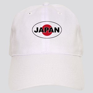 Japanese Flag Cap