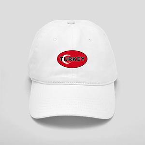 Turkey (Turkish Flag) Cap
