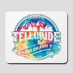 Telluride Old Circle 3 Mousepad