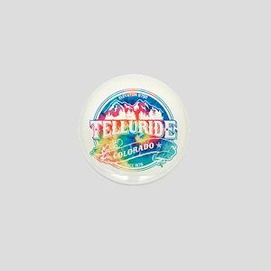 Telluride Old Circle 3 Mini Button