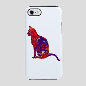 CAT DAZES ZU iPhone 7 Tough Case