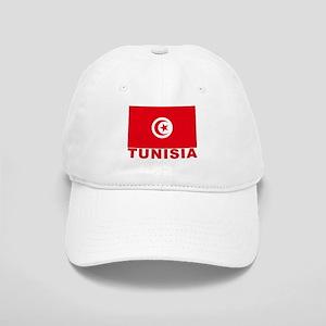 Tunisia Flag Cap