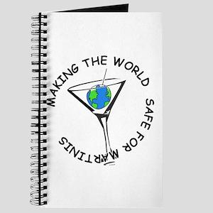 Safe Martinis Journal