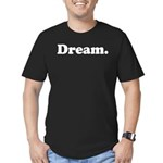 Dream Men's Fitted T-Shirt (dark)