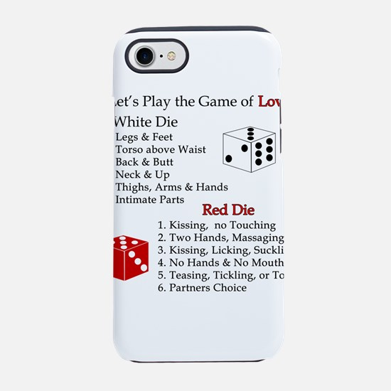 The Game of Love iPhone 7 Tough Case