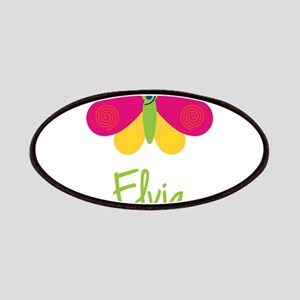 Elvia The Butterfly Patches