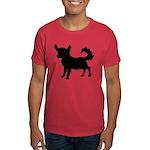 Chihuahua Silhouette Dark T-Shirt
