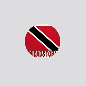 Trinidad And Tobago Mini Button
