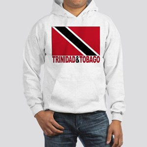 Trinidad And Tobago Hooded Sweatshirt