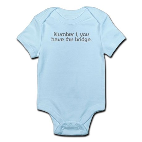 Number 1... Infant Bodysuit