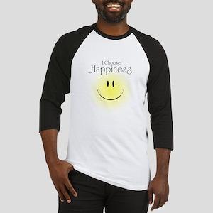 Happiness Baseball Jersey