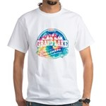 Grand Lake Old Circle White T-Shirt