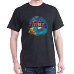 Grand Lake Old Circle Dark T-Shirt