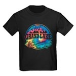 Grand Lake Old Circle Kids Dark T-Shirt