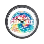Grand Lake Old Circle Wall Clock