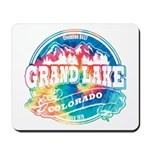 Grand Lake Old Circle Mousepad