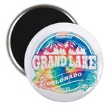 Grand Lake Old Circle Magnet