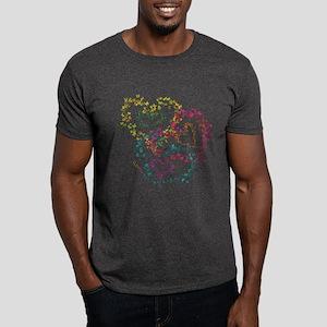 Hearts All Aflutter! - Dark T-Shirt