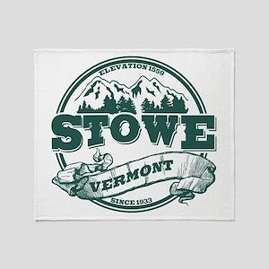 Stowe Old Circle Throw Blanket