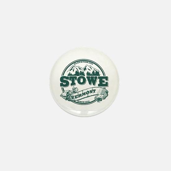 Stowe Old Circle Mini Button