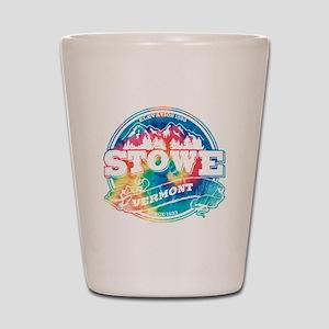 Stowe Old Circle Shot Glass
