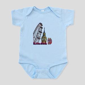 London Eye Infant Bodysuit