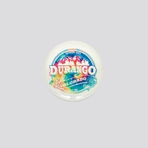 Durango Old Circle Mini Button