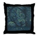 Fallen King Throw Pillow