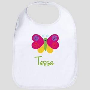 Tessa The Butterfly Bib