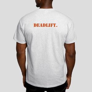 Deadlift. T-shirt (light)