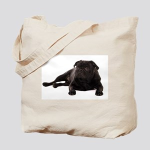 Pug 2 Tote Bag