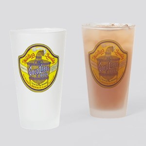Colorado Beer Label 5 Drinking Glass