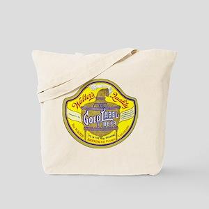 Colorado Beer Label 5 Tote Bag